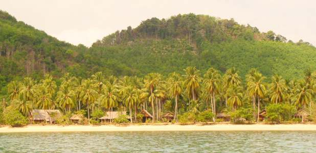 Lom'Lae Beach Resort, Yao Noi Island. Photo: Bobby and friends